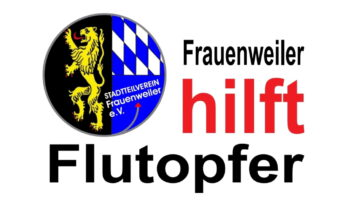 Logo Frauenweiler hilft Flutopfer