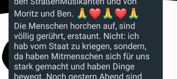 Textnachricht aus Antweiler